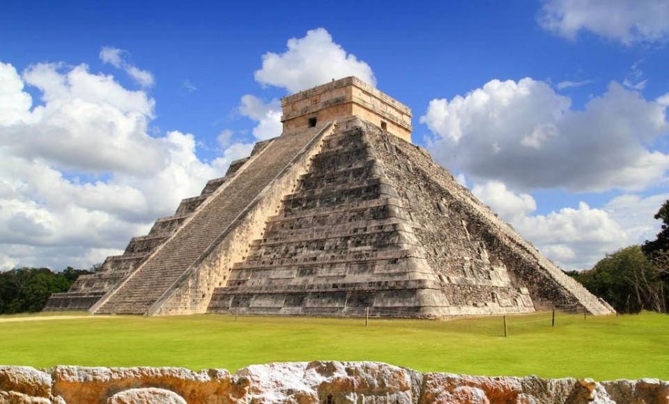 CHICHEN ITZA CITY WALLPAPERS (1)